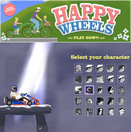 Happy wheels full game